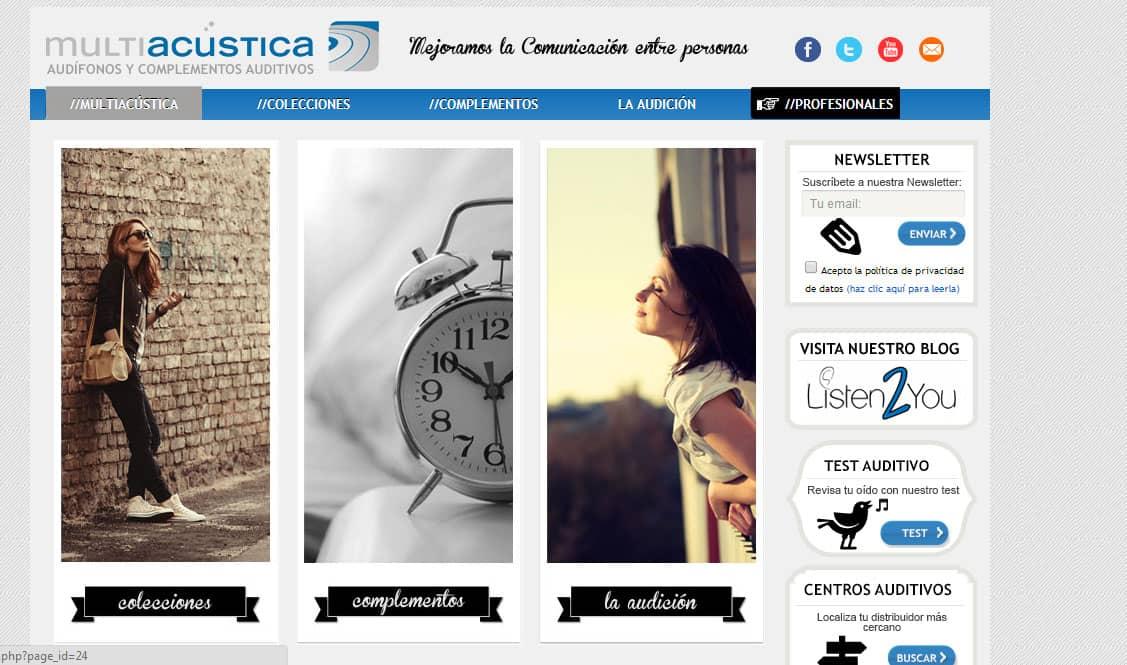 optica web